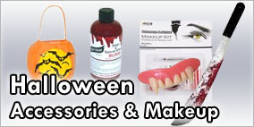 Halloween Accessories and Makeup