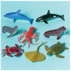 Underwater Friends Sea Animals Asst. (12 count)