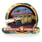 Special Forces Centerpiece